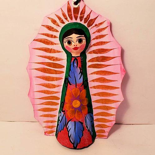 Guatalupe, tall ornament