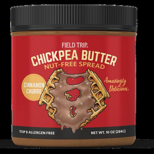 Cinnamon Churro Chickpea Butter