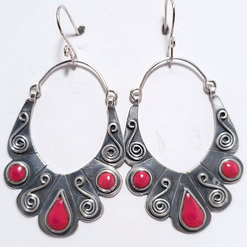 Earrings, Mexico