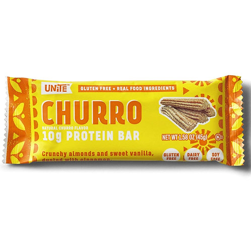Churro Protein Bar
