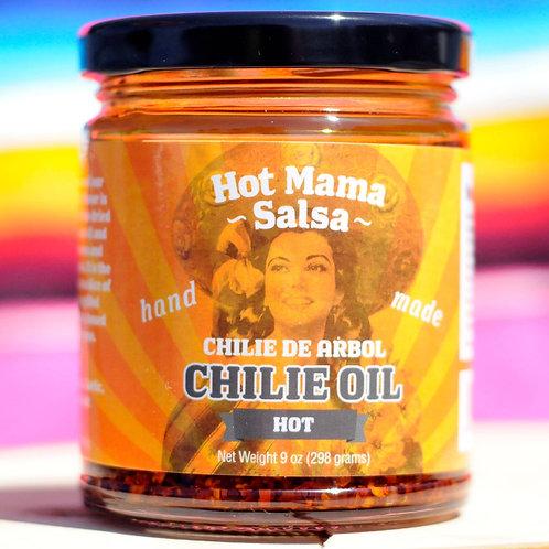 Chili de Arbol Mexican Style Hot Chili Oil
