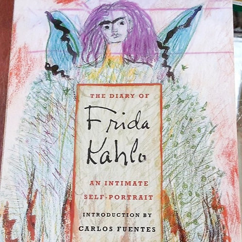 Diary of Frida Kahlo, an intimate self portrait