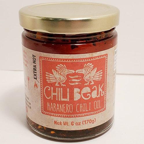 Habanero Chili Oil