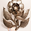 Thumbnail: Flower with bird, dimensional