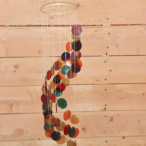 Shell Chimes, Spiral