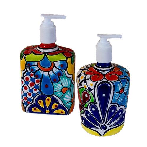 Talavera Soap Dispenser