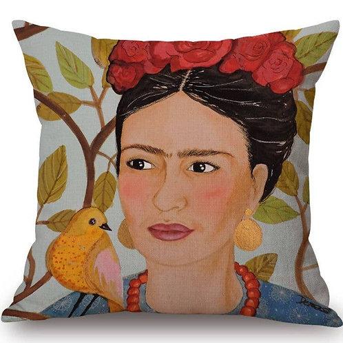 Viva Frida Pillow