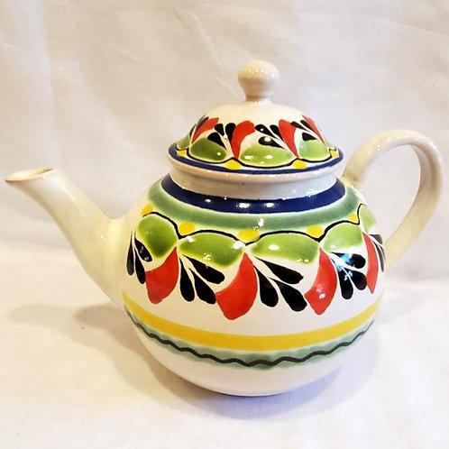 Teapot, round