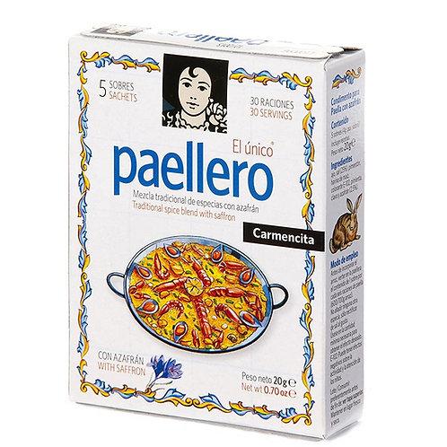 Paellero, Paella spice mix