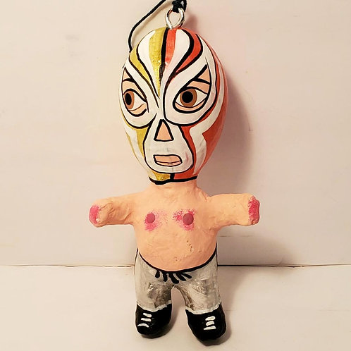 Lucha, little ornaments