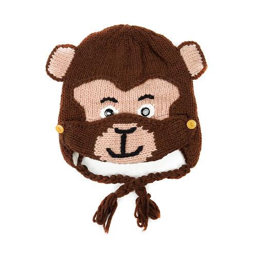 Monkey Hat with Mask
