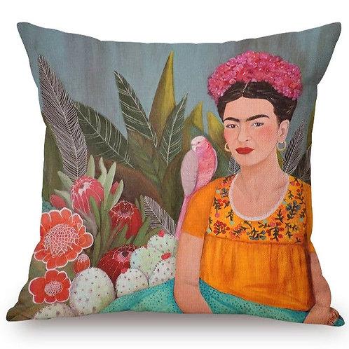 Frida-licious Pillow