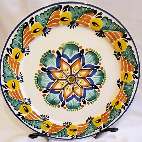 Small round platter/bowl
