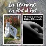 """Artistes Peintres du Monde """"La Femme"""" LE CANNET"""