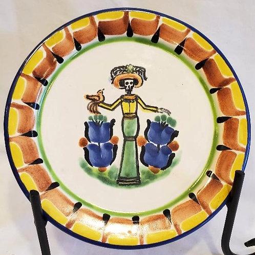 Catrina plates