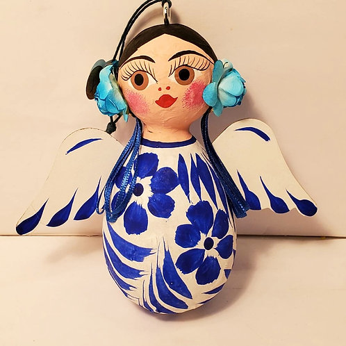 Angel, otomi ornament