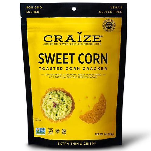 Sweet Corn Crackers