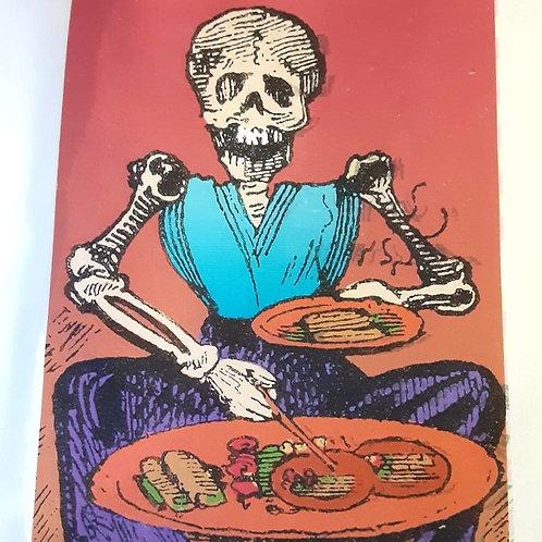Dia de los Muertos Tea towles