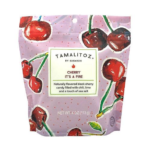 Cherry It's a Fire Tamalitoz