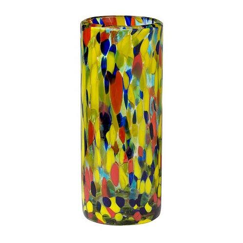 Hiball Carnaval Glass