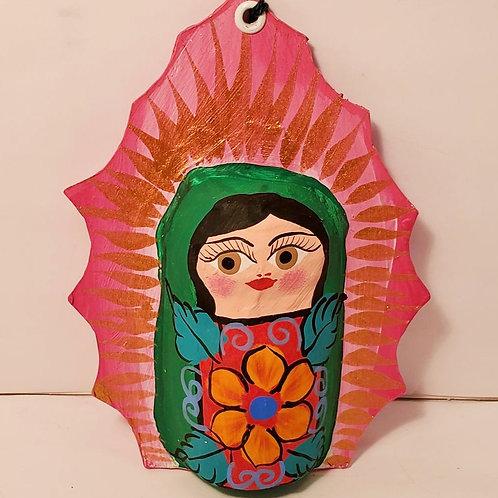Guadalupe, round