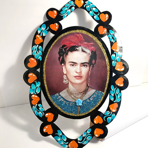 Frida wall decor