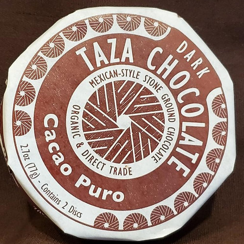 Cacao Puro, Mexican Chocolate Disc