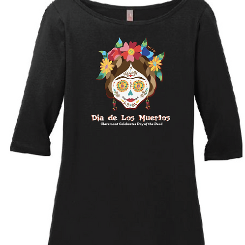 Women's 3/4 sleeve t shirt