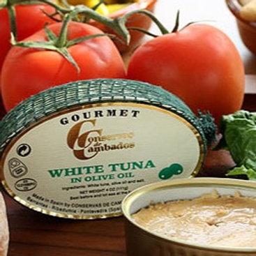 Bonito del Norte - Premium White Fin Tuna in Olive Oil