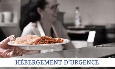 CAHR + Hébergement d'urgence