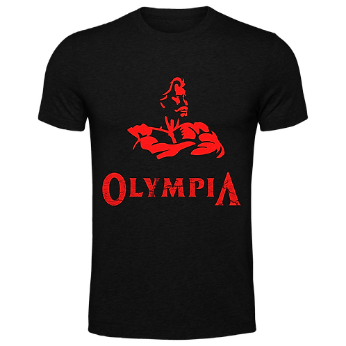 Joe Weider's Olympia Graphic Tee #OGT004