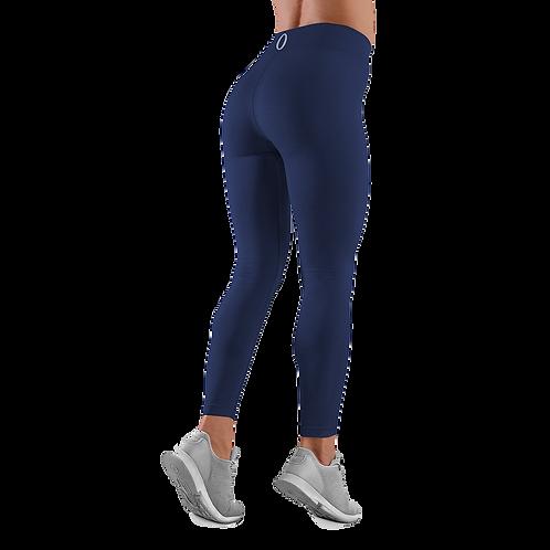 "Olympia Blue Leggings 25"""