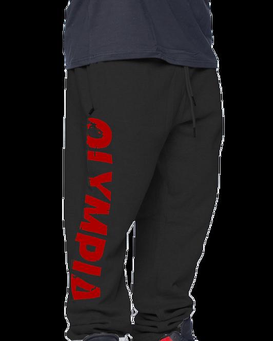 Olympia Loose Joggers Pants Black
