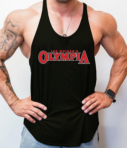 Olympia Stringer in Black