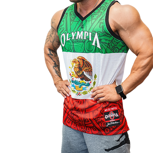 Olympia Mexico Tricolor Jersey