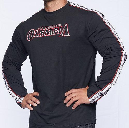 Olympia Black Strip LongSleeve