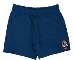 Olympia Blue Bodybuilder Shorts