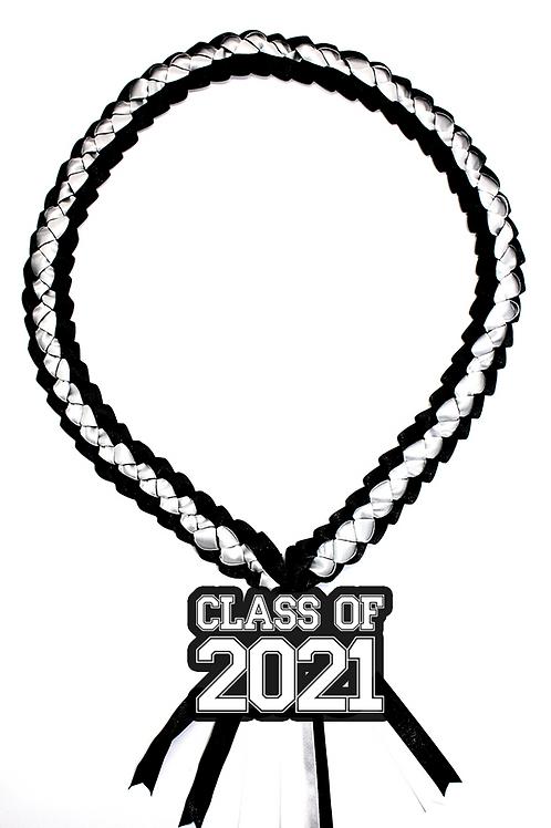 Class of 2021 Ribbon Lei
