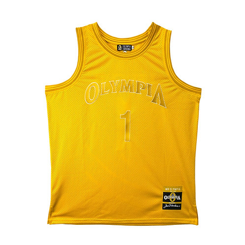 Mr. Olympia Legends Commemorative Basketball Jersey