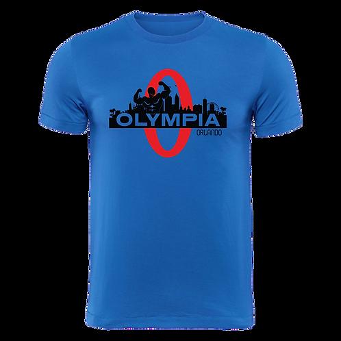 Joe Weider's Olympia Graphic Tee #OGT009