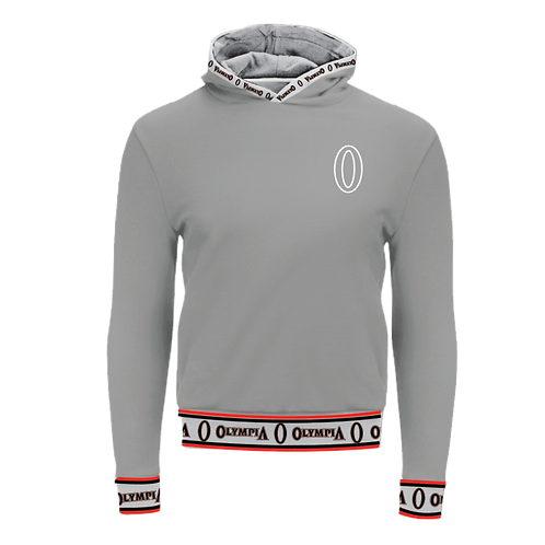Olympia Gray Tracksuit With Olympia Band
