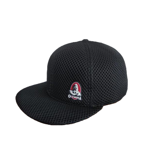 Olympia Black Hat With Olympia Pin
