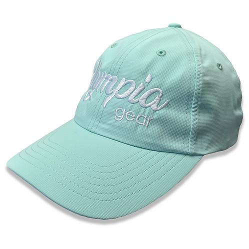 OG Olympia Performance Hat - Pastel Mint Green