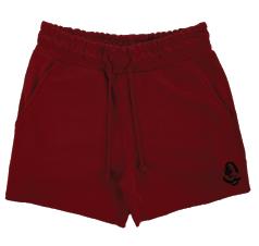 Olympia Red Bodybuilder Shorts