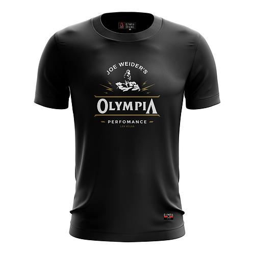 Olympia Performance LV Print Dry Performance T-Shirt