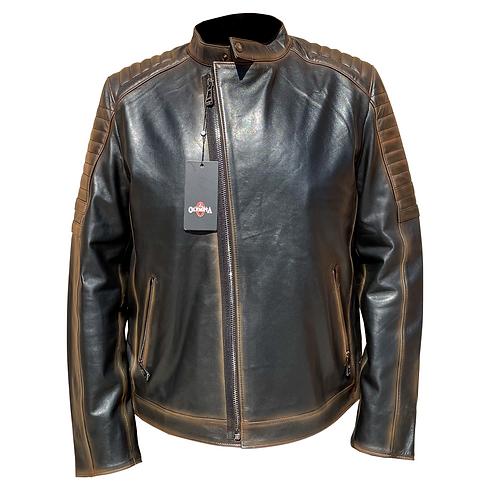 Olympia Leather Jacket