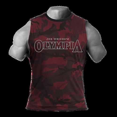 Olympia Red Camo Tank