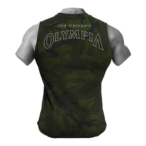 Olympia Green Camo Tank