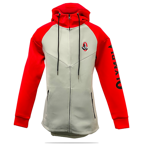 Olympia Premium Dry Performance Hooded Jacket