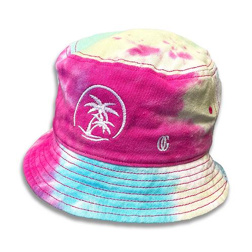 OG Casual Bucket Hat - Raspberry Mist
